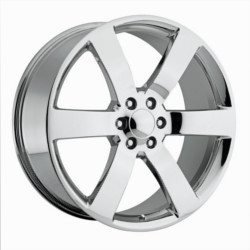 Wheel Replicas TRAILBLAZER SS Chrome 20X8 6-127 Wheel