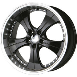 Ace TREND Black Wheel