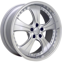 Ace TREND Hypersilver 18X8 5-112 Wheel