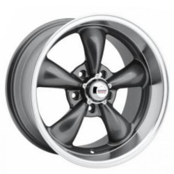 Rev TYPE 100 - CLASSIC Anthracite 15X8 5-127 Wheel