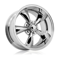 Rev TYPE 100 - CLASSIC Chrome 20X10 5-115 Wheel