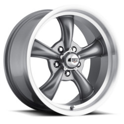 OE Replicas TYPE 180 - BULLET Silver 18X10 5-114.3 Wheel