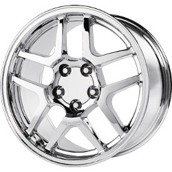 OE Replicas TYPE 226 - Z06 VETTE Chrome 18X11 5-120.7 Wheel