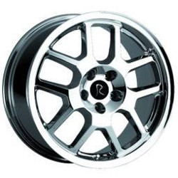 OE Replicas TYPE 310C - GT500 Chrome 17X9 4-108 Wheel