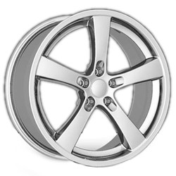 OE Replicas TYPE 335 - S Chrome 20X10 5-114.3 Wheel
