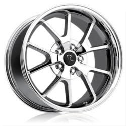 OE Replicas TYPE 380 - R5 Chrome 17X9 5-114.3 Wheel