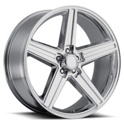 OE Replicas TYPE 652 - IROC Chrome 16X8 5-120.7 Wheel