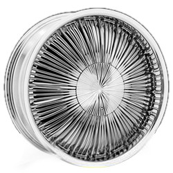 Rev TYPE 825 - LACE Chrome 24X9 5-112 Wheel