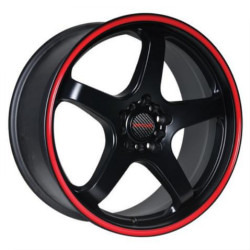 Tenzo-R Tracer V.1 Black/Red