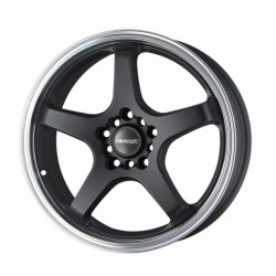 Tenzo-R Tracer V.2 Charcoal 18X9 5-114.3 Wheel