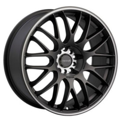 Tenzo-R Type -M V.2 Charcoal 18X8 5-112 Wheel