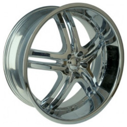 U2 U2-100S-A Chrome 18X8 5-114.3 Wheel