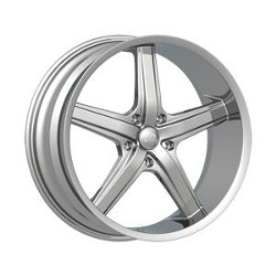 U2 U2-120A Chrome 18X8 5-114.3 Wheel