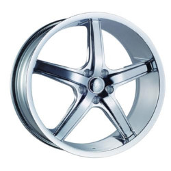 U2 U2-120S-A Chrome 20X8 5-114.3 Wheel