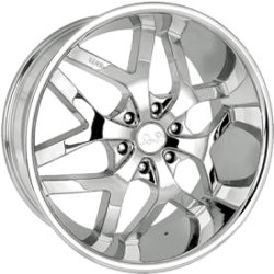 U2 U2-50A Chrome Wheel