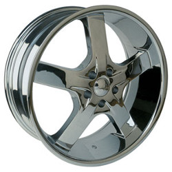 U2 U2-55S-A Chrome Wheel