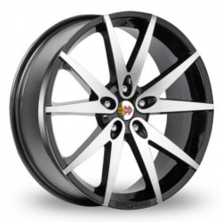 Momo V-10 Black 18X8 5-112 Wheel