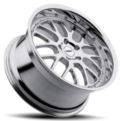 TSW VALENCIA Chrome 18X8 5-114.3 Wheel