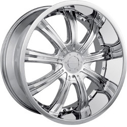 Veloche VAPOR Chrome 20X9 5-139.7 Wheel