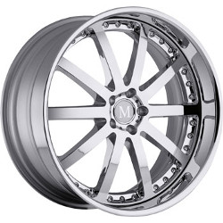 Mandrus VELO Chrome 20X10 5-112 Wheel