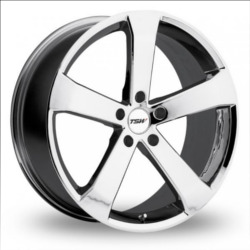 Momo VORTEX Chrome 18X8 5-100 Wheel