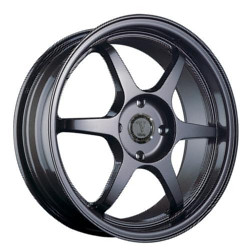 Velocity VW035 Flat Black 16X7 4-114.3 Wheel