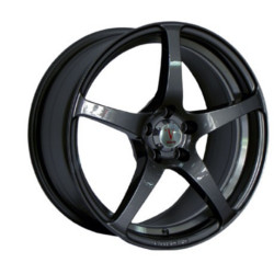 Velocity VW225 Black 17X7 5-100 Wheel