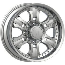 Velocity VW650 Chrome 18X9 8-165.1 Wheel