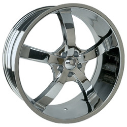 Velocity VW915 Chrome Wheel