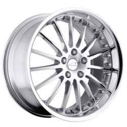 Coventry WHITLEY Chrome 18X9 5-120.7 Wheel