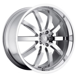 Mandrus WILHELM Chrome 20X9 5-112 Wheel