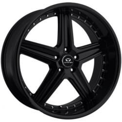 Lorenzo WL19 Gloss Black 20X10 5-114.3 Wheel