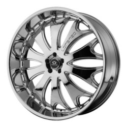 Lorenzo WL29 Chrome 20X9 5-120 Wheel
