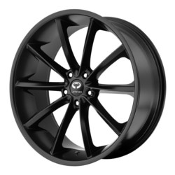 Lorenzo WL32 Satin Black 20X10 5-112 Wheel