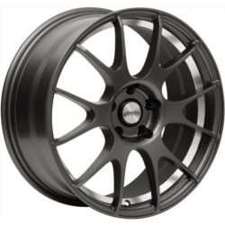 Axis XAUST Matte Gunmetal 18X8 4-100 Wheel