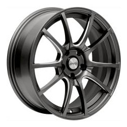 Axis XCITE Matte Gunmetal 18X8 4-100 Wheel