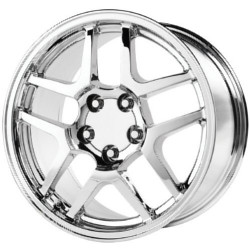 Wheel Replicas ZO6 Chrome 18X10 5-120.7 Wheel