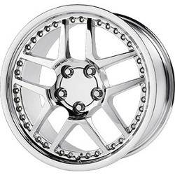 Wheel Replicas ZO6 M/S Chrome Wheel